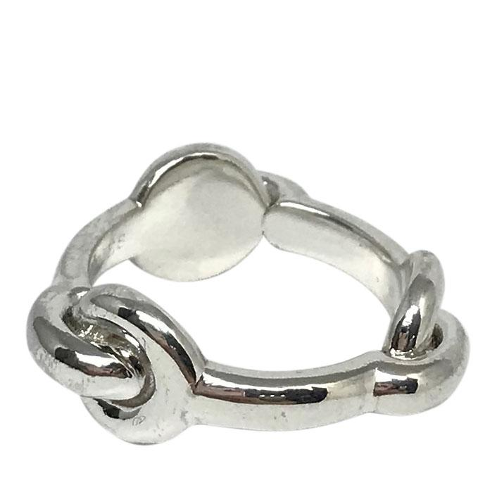 Hermes Knot Band Ring