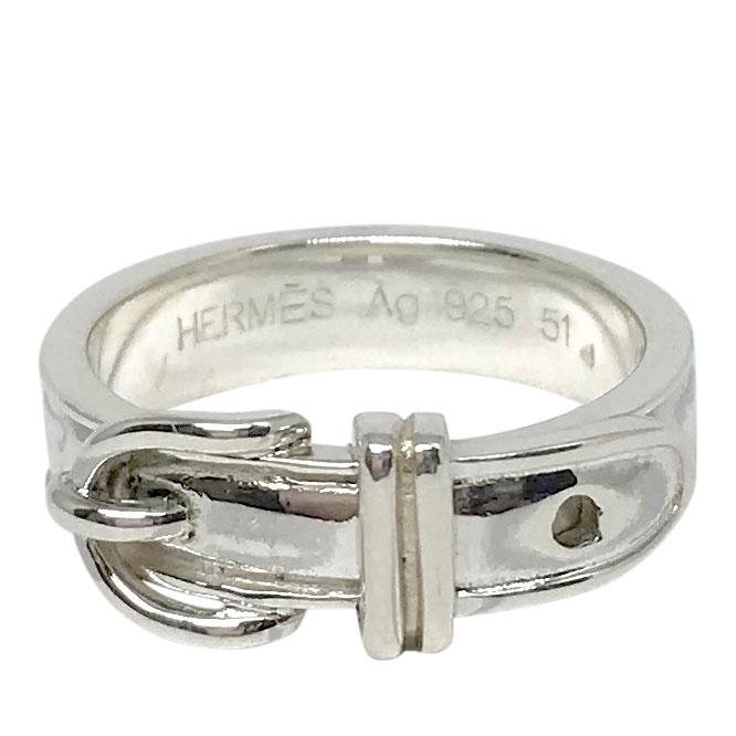 Hermes Buckle Ring Rings Hermes