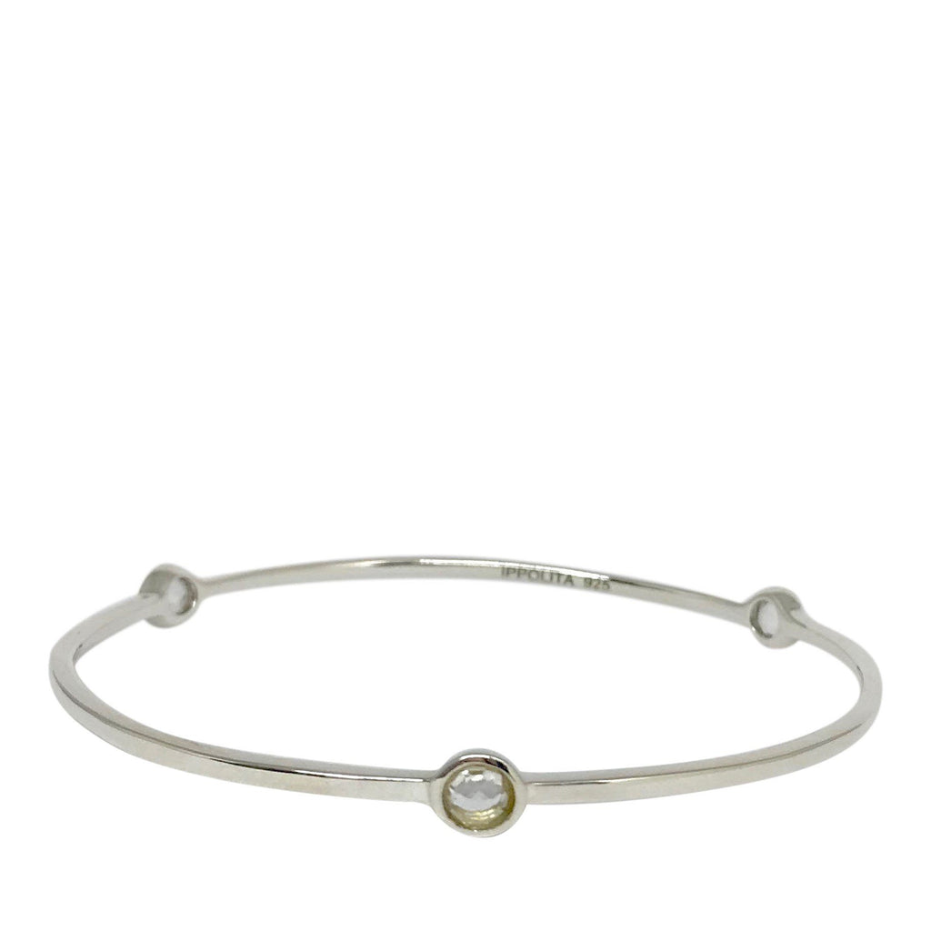 Ippolita Three Stone Rock Candy Bangle Bracelet