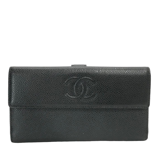 Chanel Timeless Continental Wallet Wallets Chanel