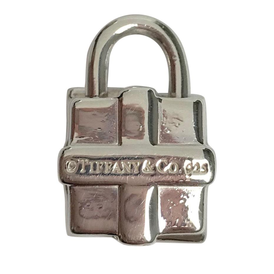Tiffany & Co. Present Box Lock Charm