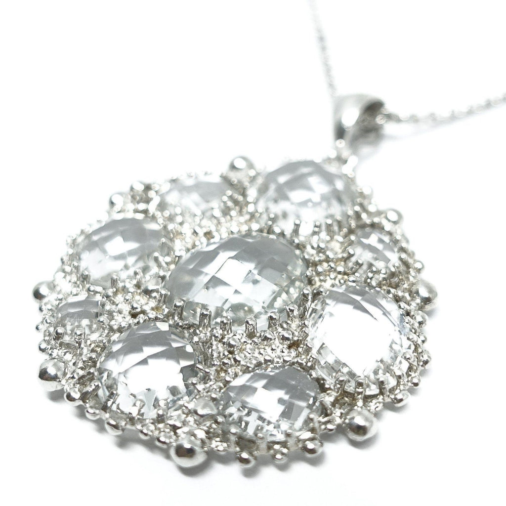 Annie Bouquet Pendant Necklace - Necklaces
