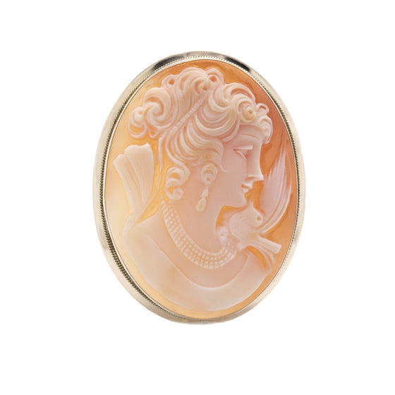 Antique Cameo Brooch Brooches & Pins Antiques