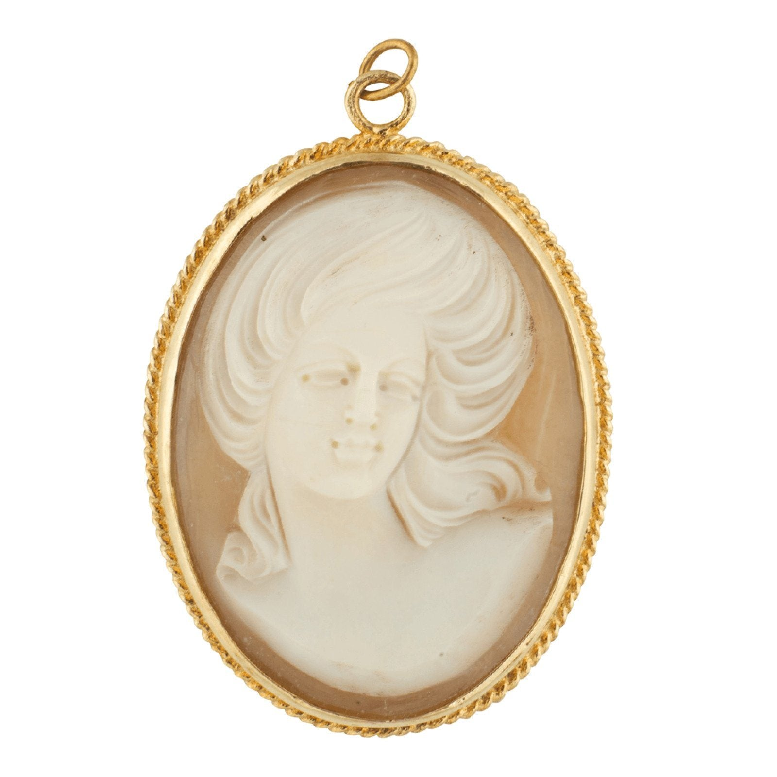 Antique cameo pendant oliver jewellery antique cameo pendant charms pendants aloadofball Choice Image