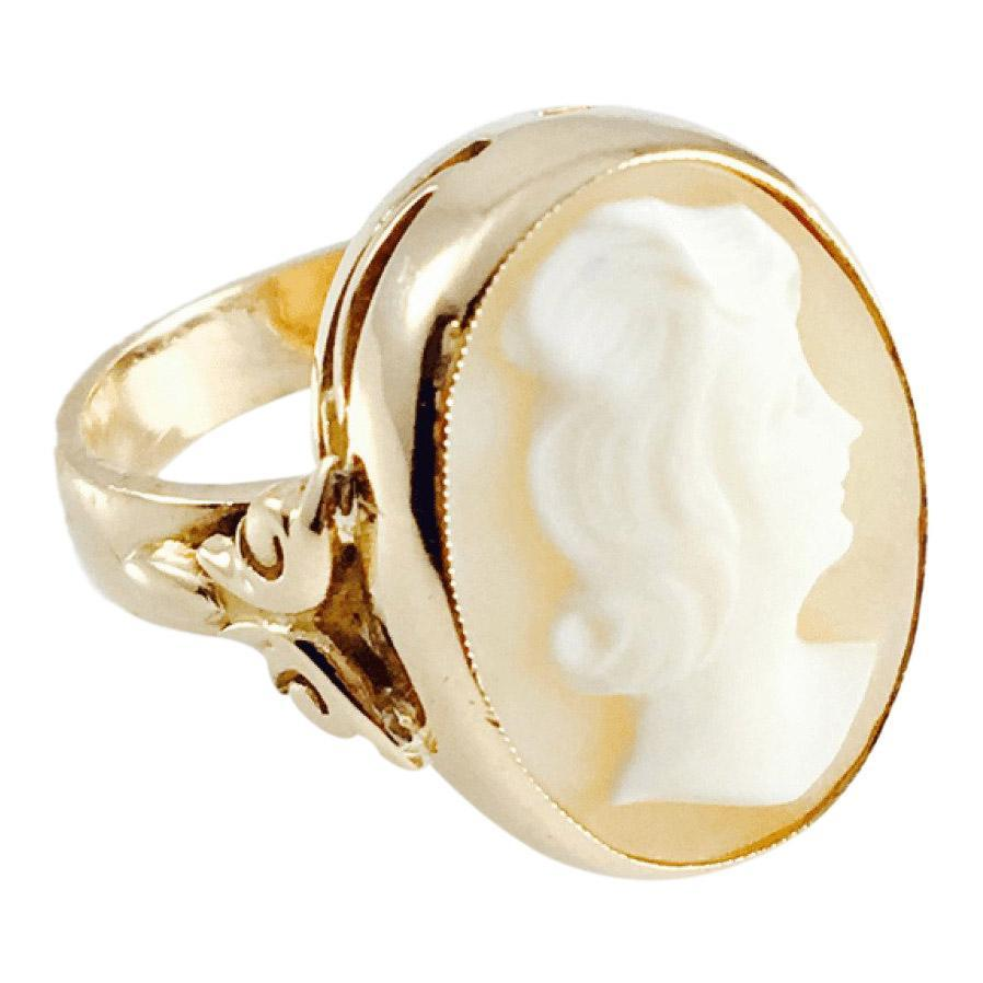 Antique Cameo Ring Rings Antiques