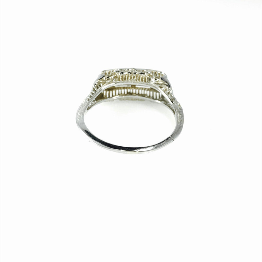 Antique Diamond Ring Rings Antiques