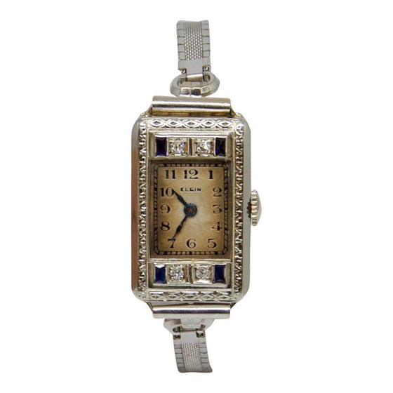 Antique Elgin Watch Watches Antiques