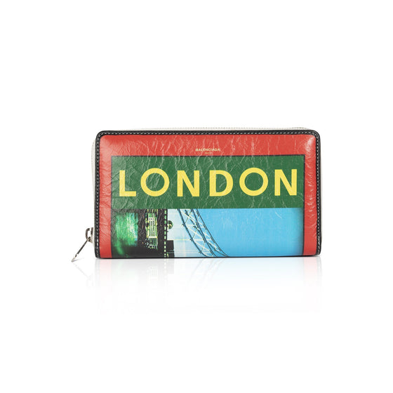 Balenciaga London Bazar Zip Wallet Wallets Balenciaga