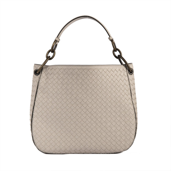 Bottega Veneta Intrecciato Nappa Small Loop Bag Bags Bottega Veneta