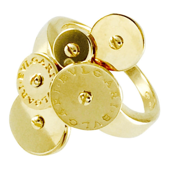 Bulgari Cicladi Discs Ring Rings Bulgari