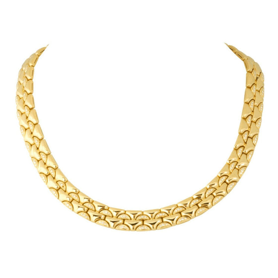 Bulgari Diamond Necklace Necklaces Bulgari