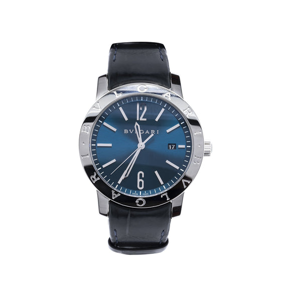 BVLGARI BVLGARI Solotempo Watch Watches Bulgari
