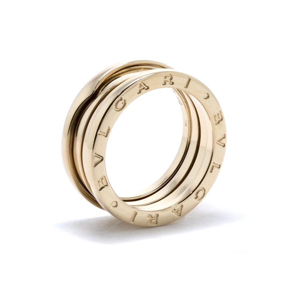 BVLGARI B.Zero1 Three-Band Ring Rings Bulgari