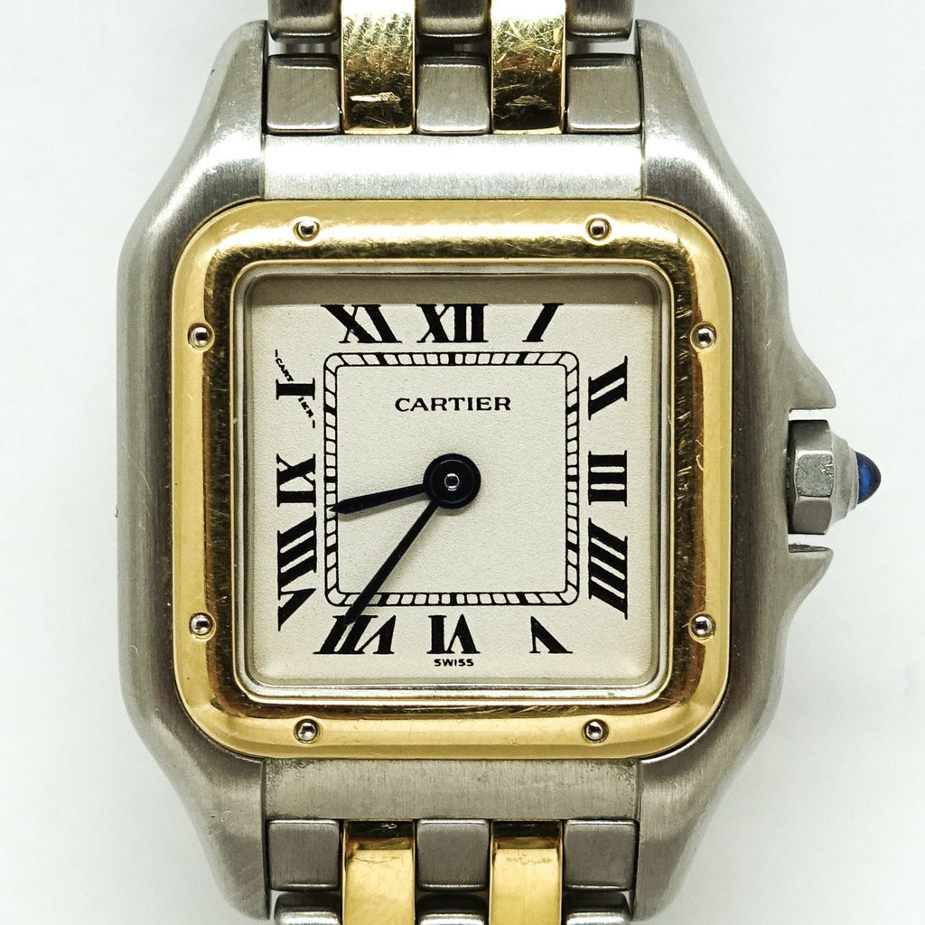 Cartier 2-Tone Panthere Watch - Watches