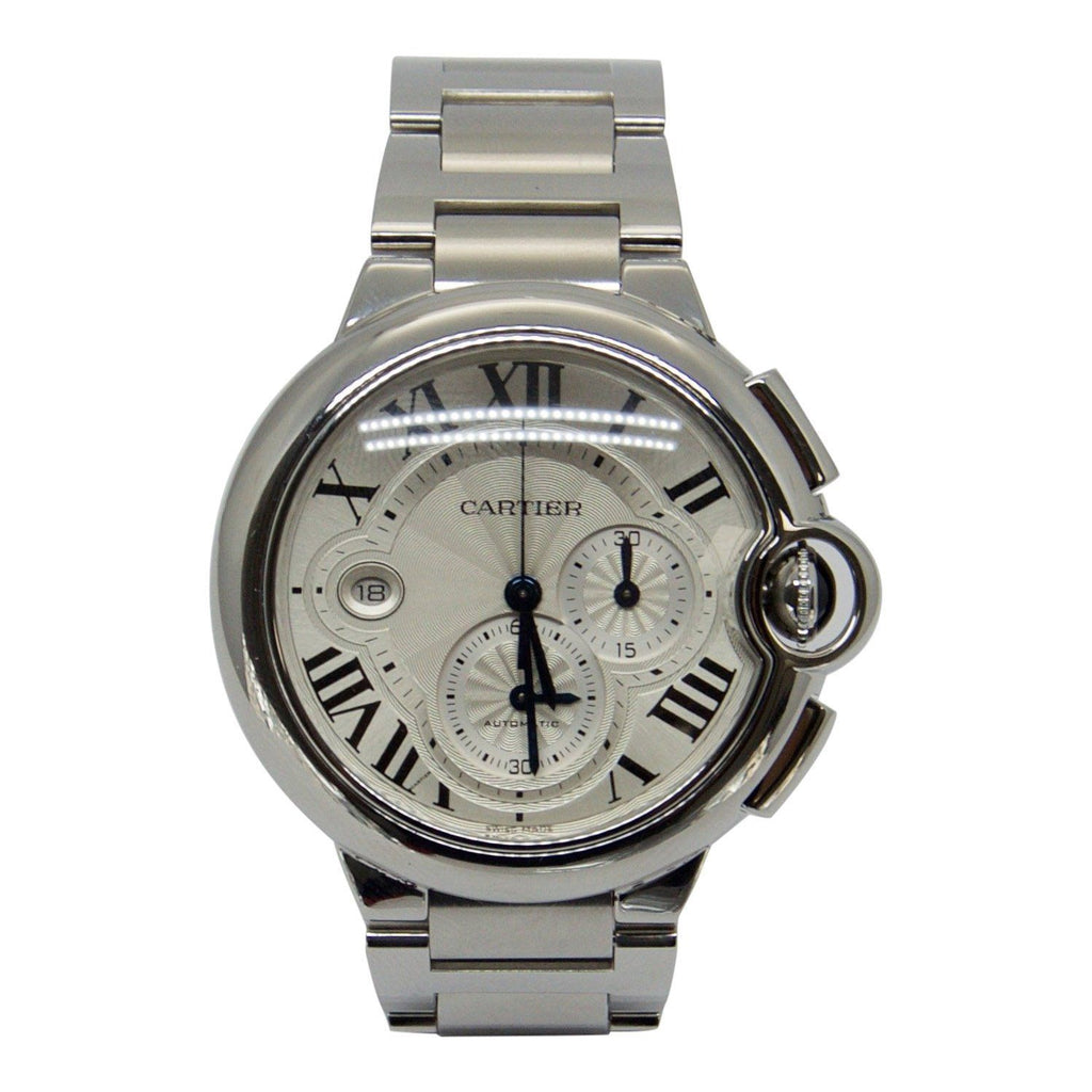 Cartier Ballon Bleu Chronograph XL Watches Cartier