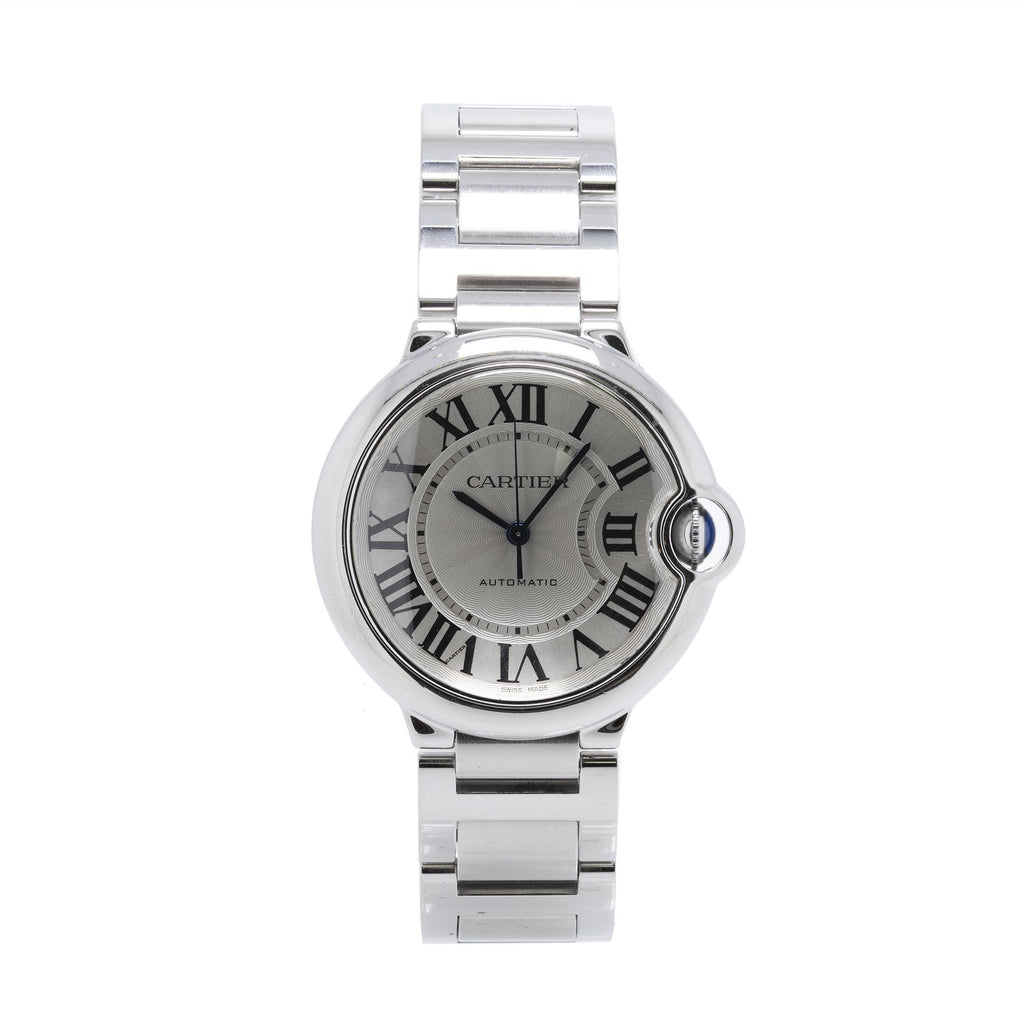 Cartier Ballon Bleu Watch w/ Box & Receipt Watches Cartier
