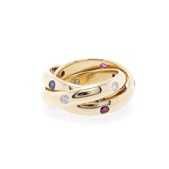 Cartier Constellation Trinity Ring Rings Cartier