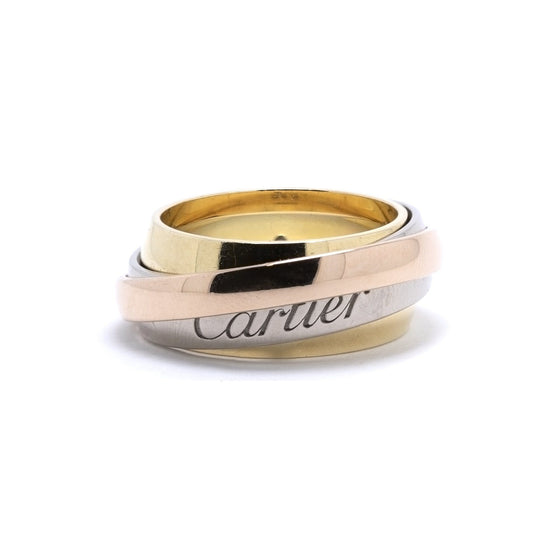 Cartier Kinetic Trinity Rotating Ring Rings Cartier