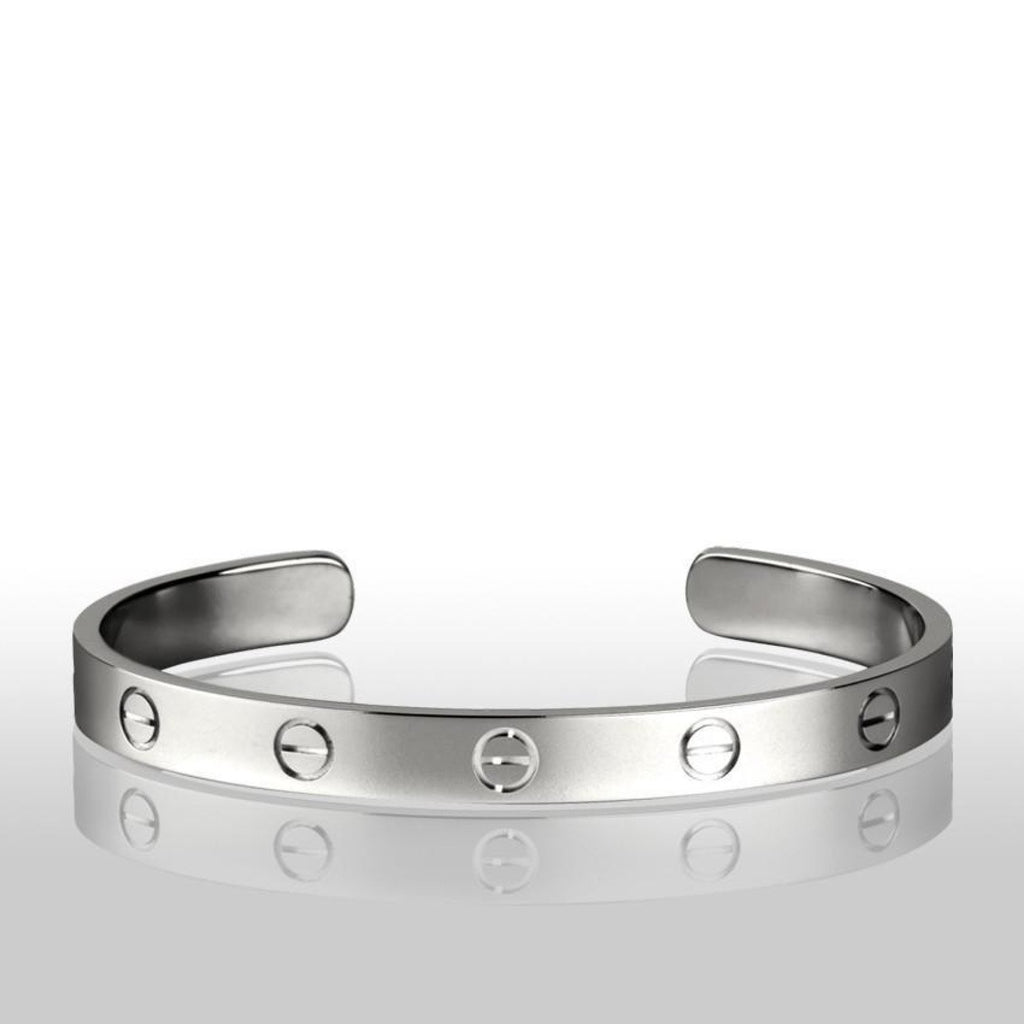 Cartier Love Cuff - Mens Jewellery