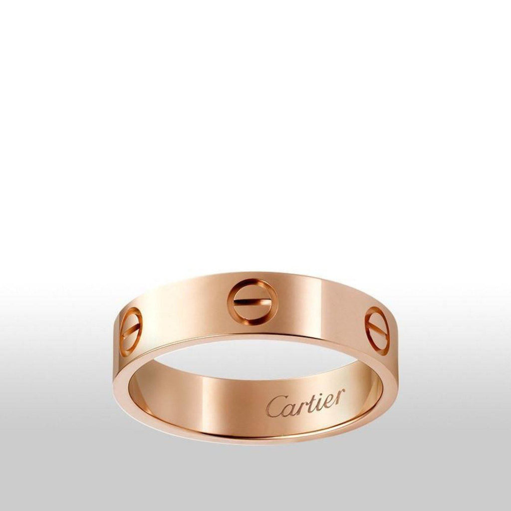 Cartier Love Ring - Rings