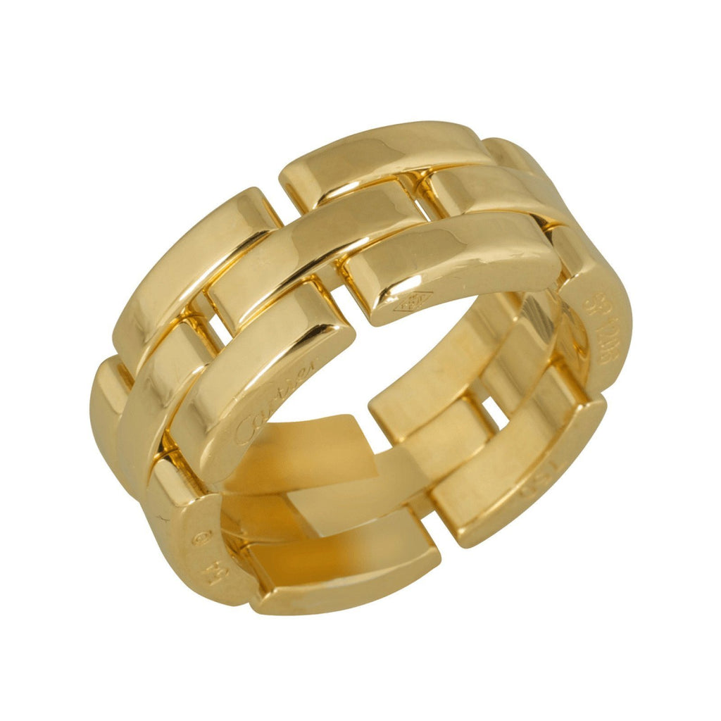 Cartier Maillon Panthere Ring Rings Cartier