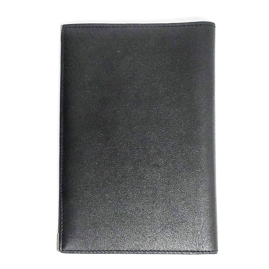 Cartier Onyx Bifold Cabochon French Wallet Wallets Cartier