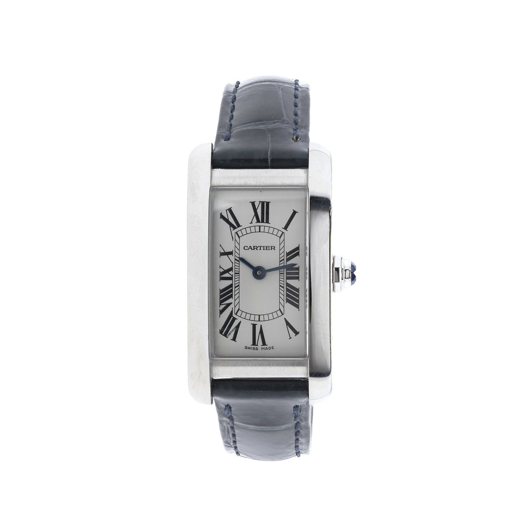 Cartier Tank Americaine Watch Watches Cartier