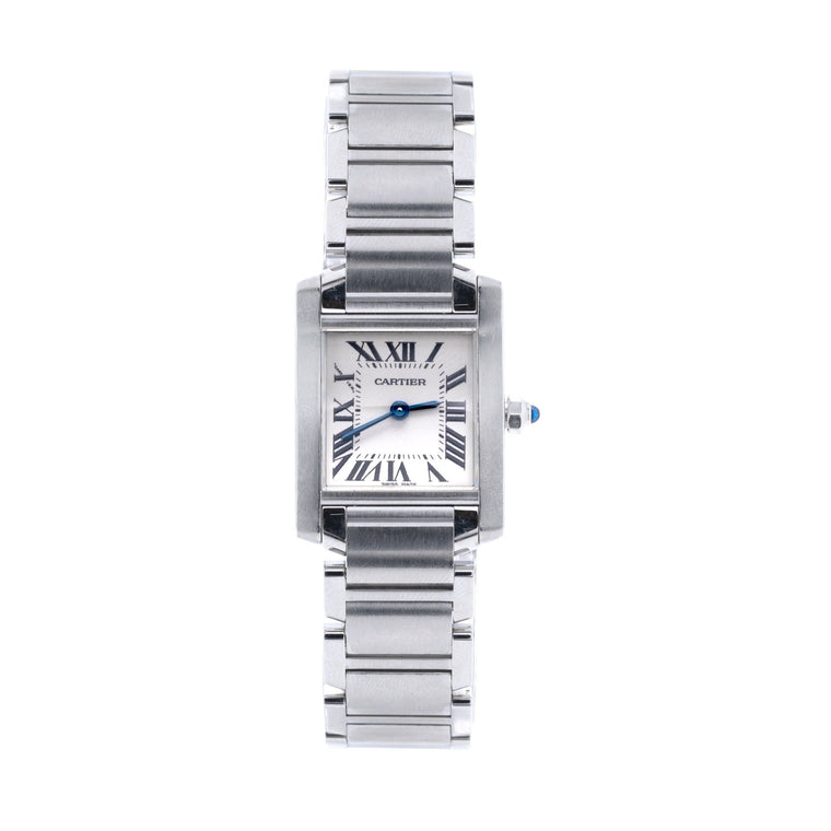 Cartier Tank Francaise Watch Watches Cartier