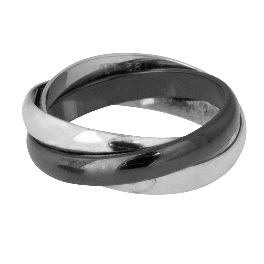 Cartier Trinity Rolling Ring Men's Jewellery Cartier