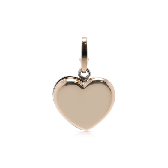 Cartier Two-Tone Heart Charm Charms & Pendants Cartier