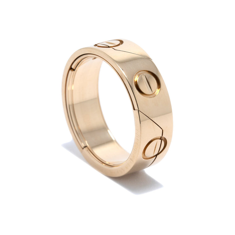 Cartier Vintage Astro Love Ring Rings Cartier
