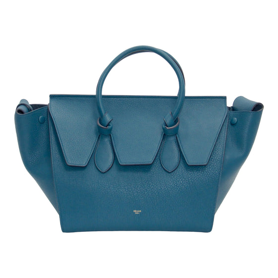 Celine Small Tie Tote w/ Pouch Bags Celine