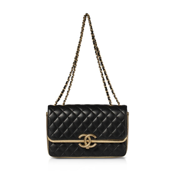 Chanel 2019 Medium CC Chic Flap Bag Bags Chanel