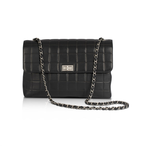 Chanel Chocolate Bar Multipocket Flap Bag Bags Chanel