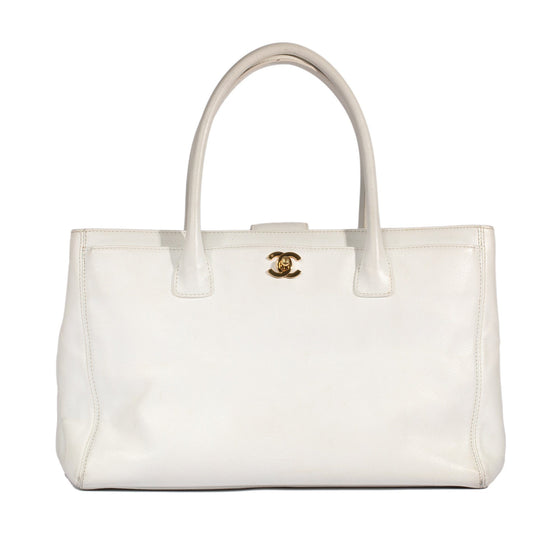Chanel Executive Cerf Tote with Strap Bags Chanel