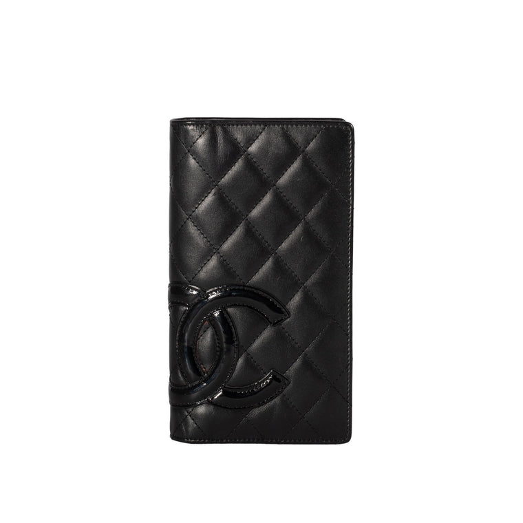 Chanel Ligne Cambon Yen Wallet Wallets Chanel