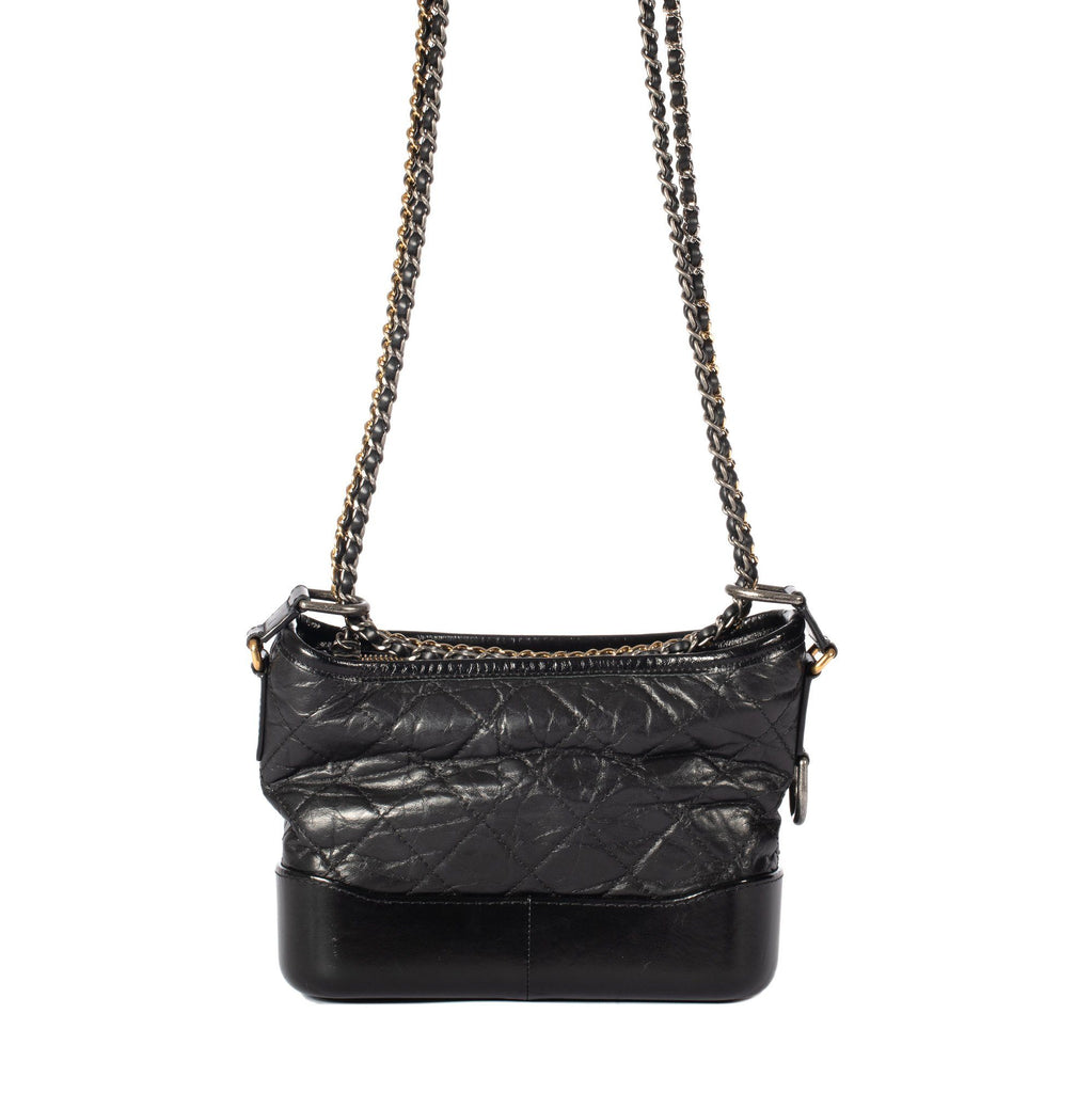 Chanel Limited Edition Small Gabrielle Hobo Bag Bags Chanel