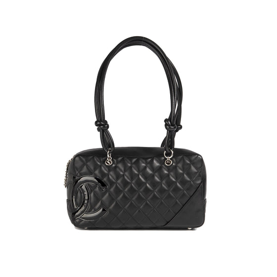 Chanel Medium Ligne Cambon Bowler Bag Bags Chanel