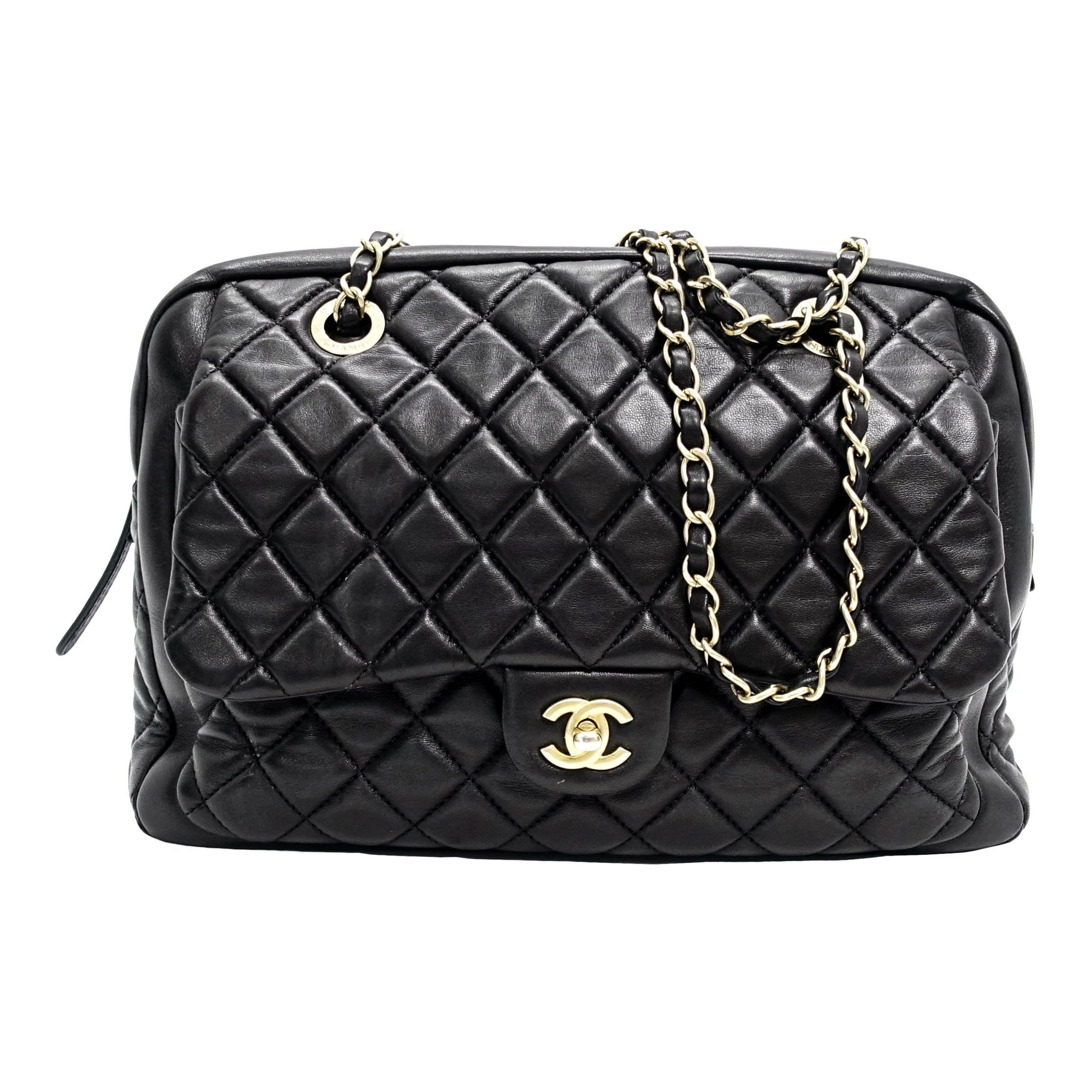 38ad49fc2ca7 Chanel Now and Forever Camera Bag– Oliver Jewellery