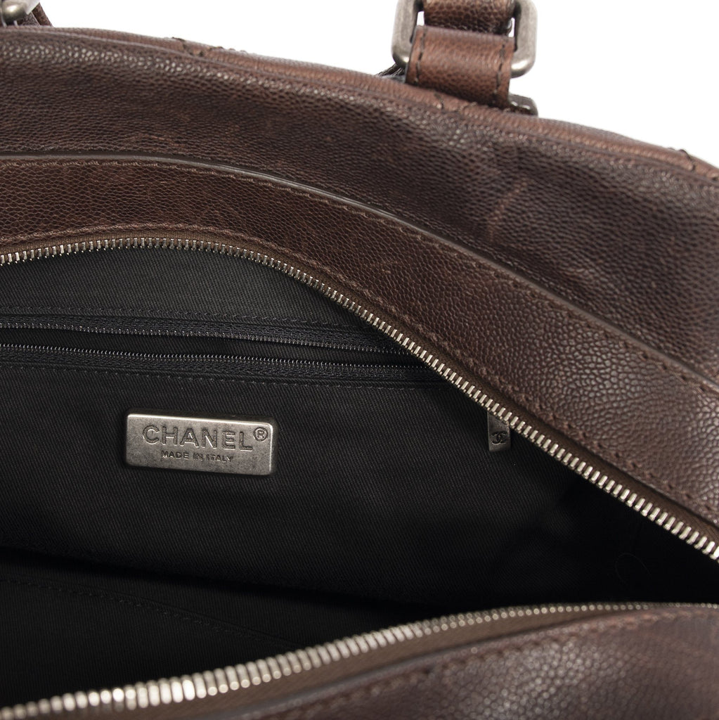 Chanel Outdoor Ligne Bowler Bag Bags Chanel