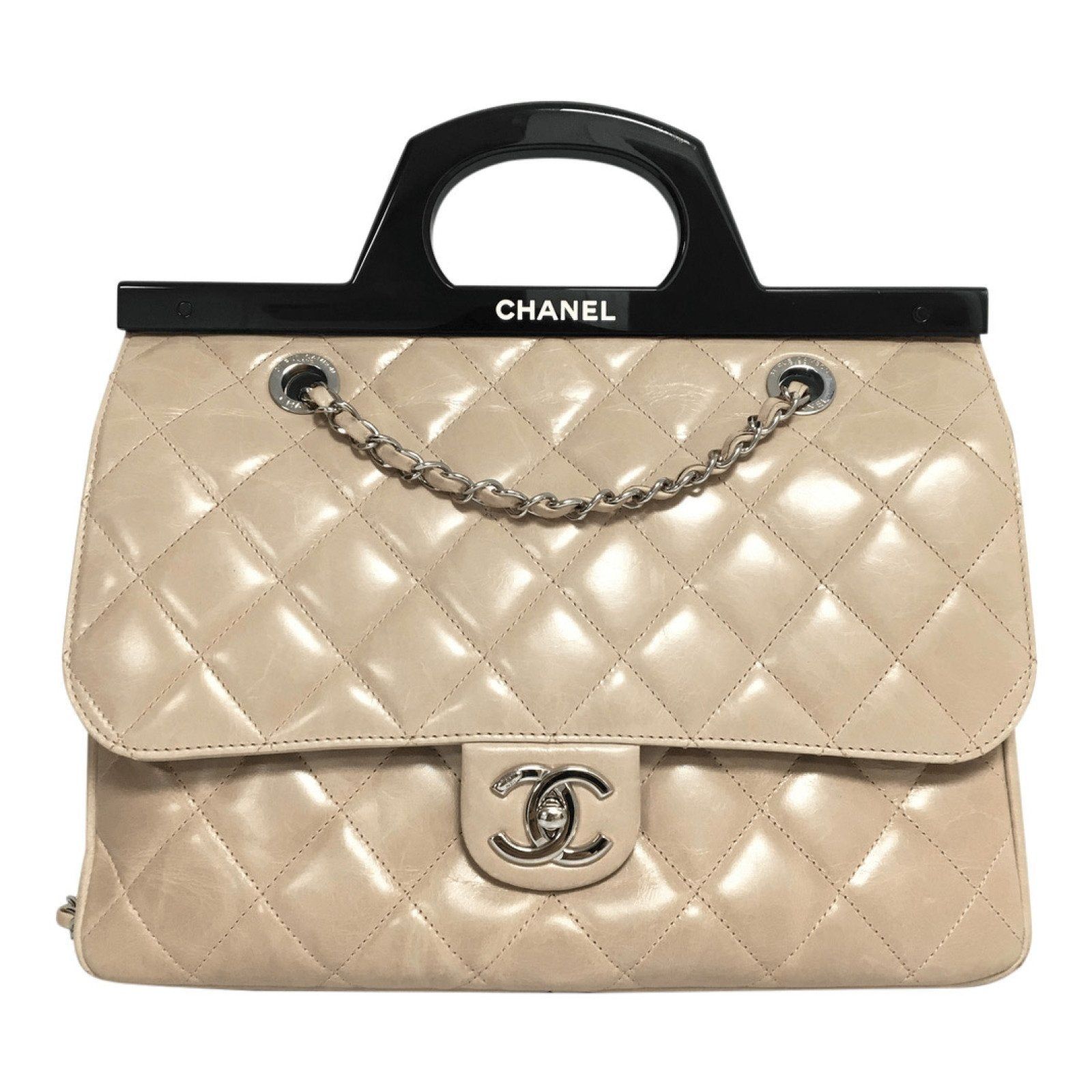 502f26dbe40b Chanel Small CC Delivery Tote– Oliver Jewellery