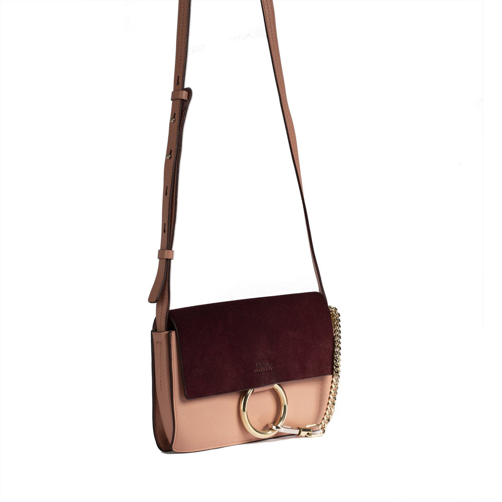 Chloe Small Faye Crossbody Bag Bags Chloe