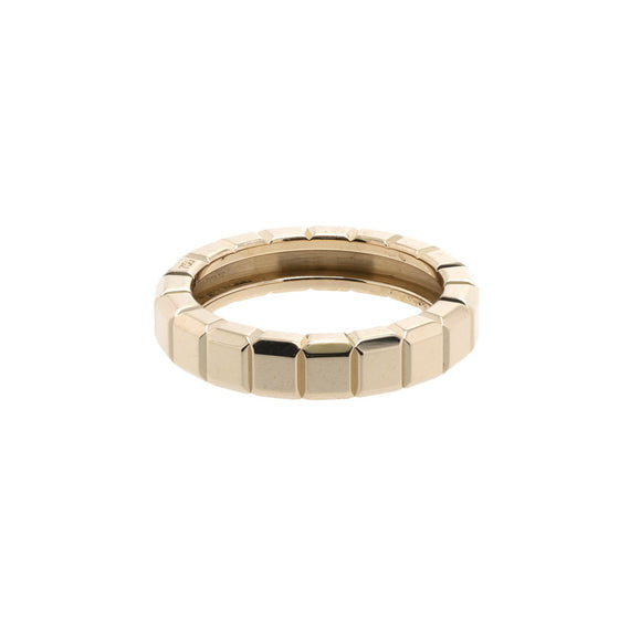 Chopard 18k Gold Ice Cube Band Ring Rings Chopard