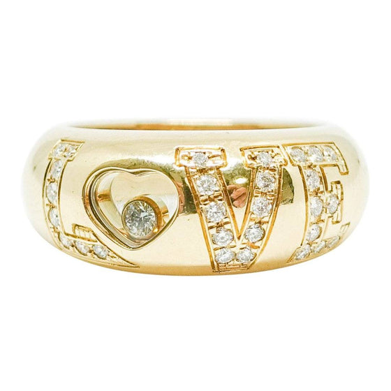 Chopard Diamond Love Ring Rings Chopard