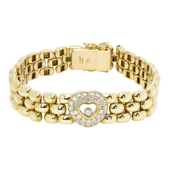 Chopard Happy Diamond Heart Bracelet Bracelets Chopard