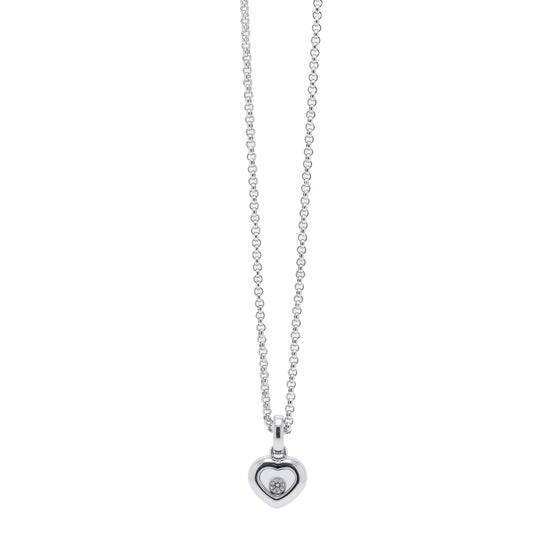 Chopard Happy Diamond Heart Pendant Necklace Necklaces Chopard