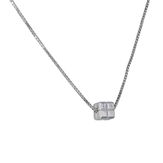 Chopard Ice Cube Diamond Pendant Necklaces Chopard