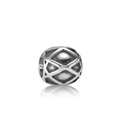 Pandora Lattice Charm - Charms & Pendants