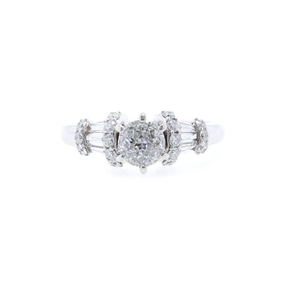 Crown of Light Diamond Engagement Ring Rings Miscellaneous