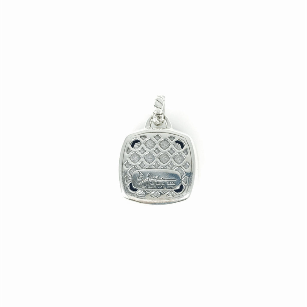 David Yurman Albion Pendant with Diamonds Charms & Pendants David Yurman